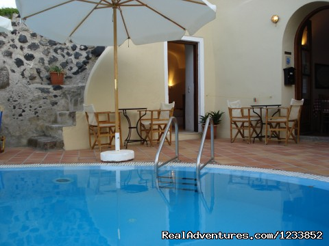 Ersi Villas: Swimming pool