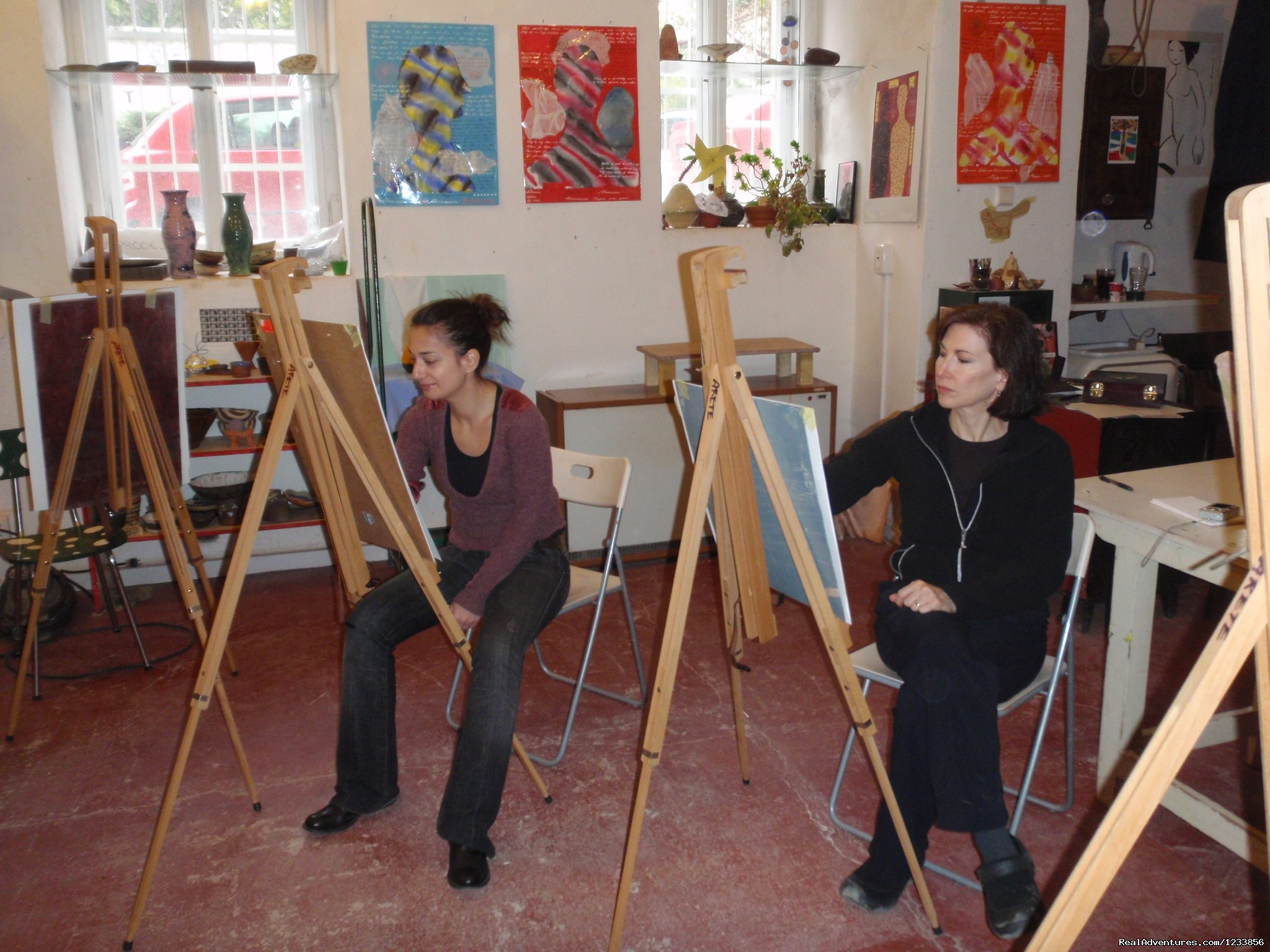 Life Drawing | Image #9/24 | artbreak(TM) Arts Immersion Vacations