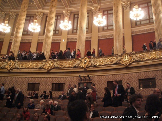 A night at the Opera | Image #17/24 | artbreak(TM) Arts Immersion Vacations