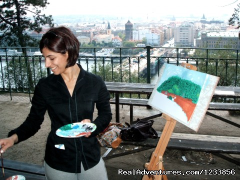 artbreak(TM) Arts Immersion Vacations Artisan & Trade Workshops Czech Republic