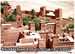 Kasbah of Morocco - Trek in Morocco