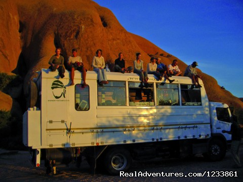 Sunest at Spitzkoppe (#10 of 26) - Nomad Africa Adventure Tours
