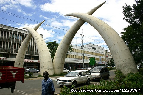 One Day Mombasa City Tour: