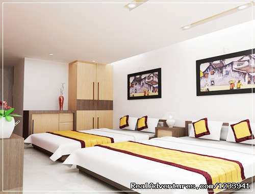 Family Room - Luxury Hotel