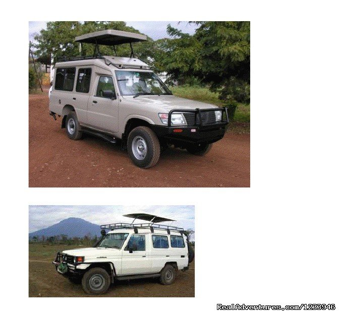 Extended Land Cruiser for Lodge Safari Vehicles | Image #12/21 | 7 Days 6 Nights Great Wildebeests Migration Safari