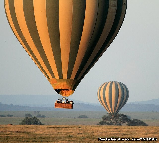 Baloon Safaris Experience in Serengeti - 6 Days 5 Nights Camping Safari