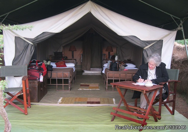 Tented camp - 7 Days 6 Nights Great Wildebeests Migration Safari