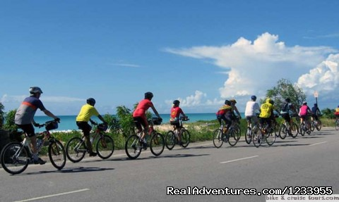 Bike & Cruise Tours in Western Caribbean