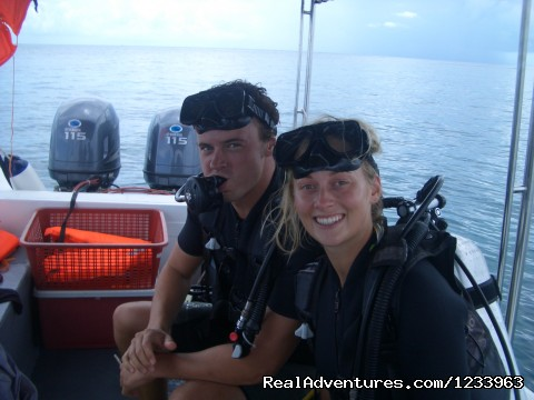 Image #3 of 24 - Borneo Speedy Dive & Tour