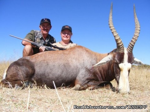 - Hennie Viljoen Africa Hunting Safaris