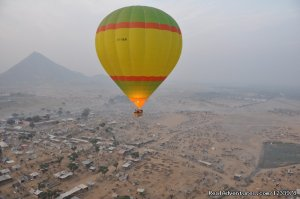 Sky Waltz Hot Air Balloon Flights & Rides Jaipur, India Ballooning
