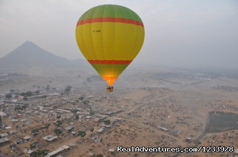 Sky Waltz Hot Air Balloon Flights & Rides