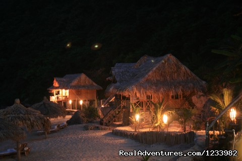 Halong Bay Uniquue Private ISland Beach Side Bungalows