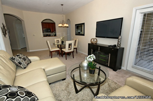 Condo & Townhouse Rentals near Disney Theme Park