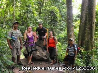 2 Days trekking in Xepian NPA 4000 Islands, Laos Hiking & Trekking