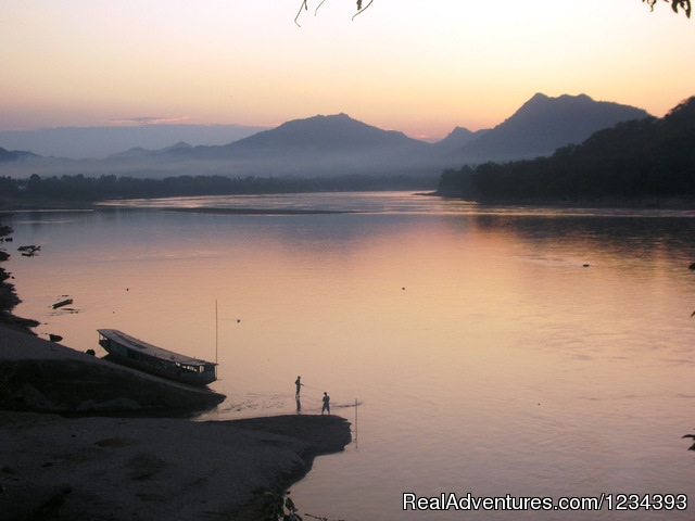 Mekong Boat trip 4000 Islands, Laos Cruises