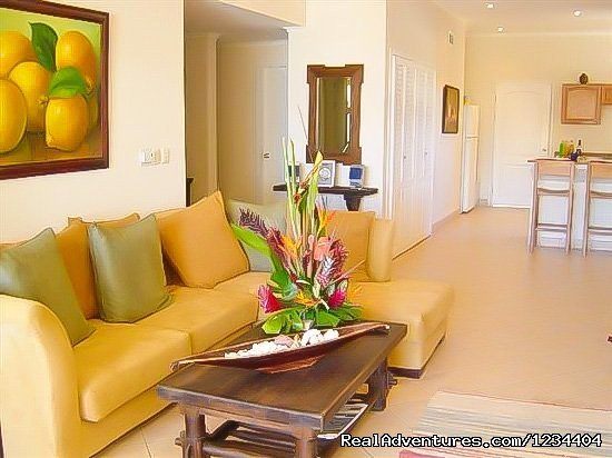 Image #2/8 | Walk to Beach Top Floor Condo Vacation Rental