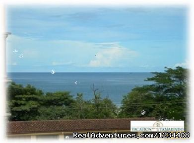 Great Ocean View Condo in the Heart of Tamarindo