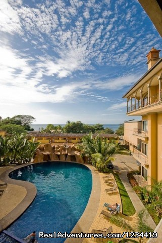 - The Kelty at Sunrise Condominiums Tamarindo Beach