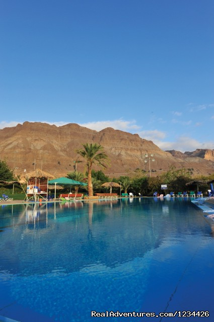 The Amazing Pool by the edge of the cliff - Detox Dead Sea-theUltimate Weight Lose Juice Detox