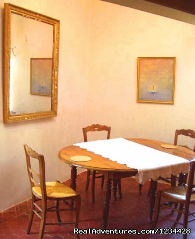 Boutique 17th century gite with roof terrace Flayosc, France Vacation Rentals