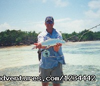 - FLY FISHING in Belize