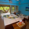 Clean accommodations at South Water Caye