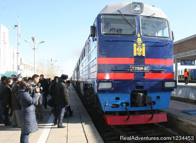 Budget Trans-Siberian Railway Tours B&B: Welcome to Trans-Siberian (Trans-Mongolian) train tour.