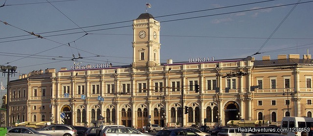 Moscow,Homestay,Bath room - Budget Trans-Siberian Railway Tours B&B