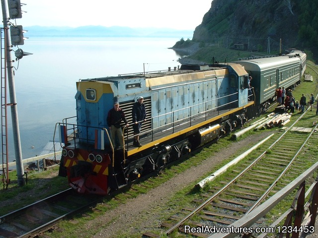 Chinghiz Ger camp (#21 of 25) - Budget Trans-Siberian Railway Tours B&B