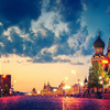 Moscow,Kremlin,Moskva river view