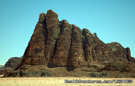 Wadi Rum - Touring Jordan Private driver guide