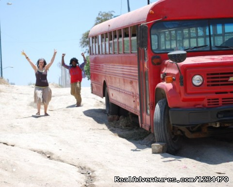 Baja Trek - Budget Eco-Travel in Baja California