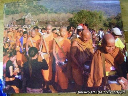- Wat Phu Champasak