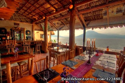 - Laguna Lodge Eco-Resort & Nature Reserve