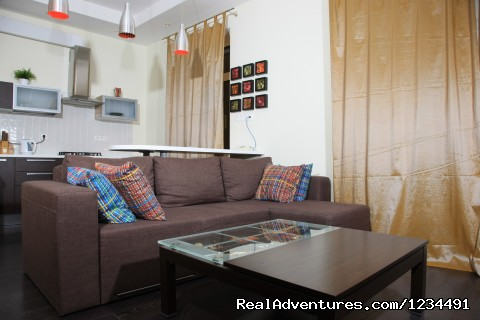 Independence Square 2 Room Apartment: