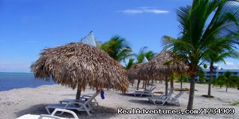 The beach - Luxury 2 bedroom Condo Rentals at Playa Blanca Rst