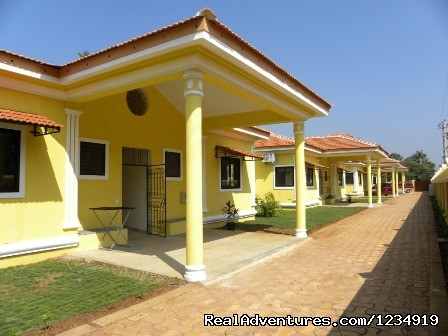 Goa Casitas Serviced Vacation Villa and Apartment