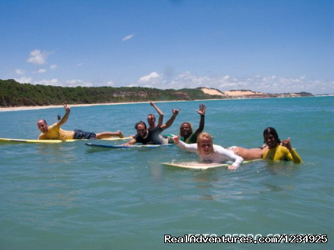 Surf School Brazil (#2 of 26) - Surf Camp Brazil Pipa