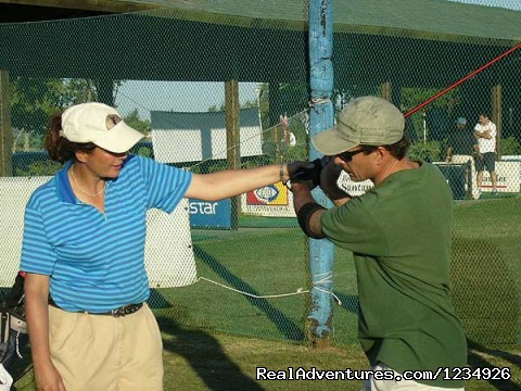 Image #1 of 1 - Mente Argentina-Learn Golf in Buenos Aires