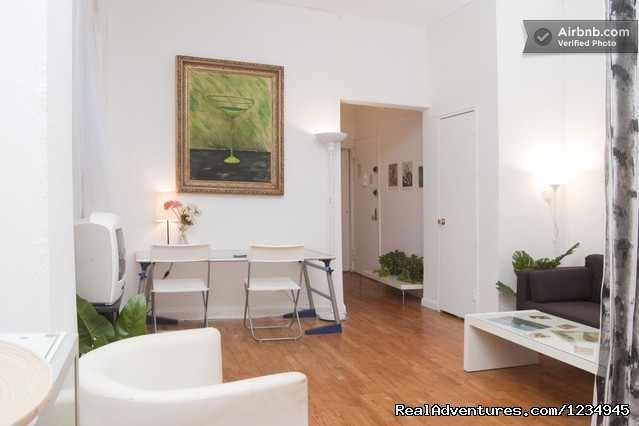 Private Apartment On The Upper Wes Side : Vacation Rentals Ny, New York