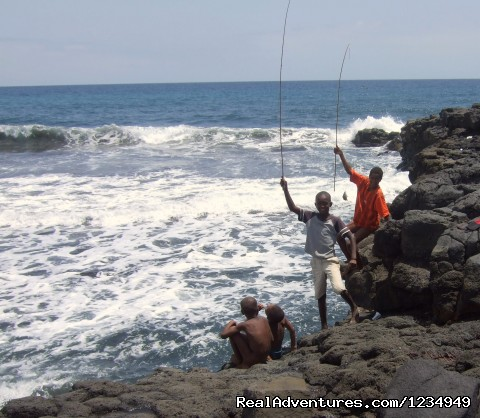 Fishing - Palm Beach Resort ..an accessible tropical holiday