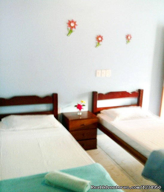 Pousada Aquavilla Prado - twin room - Relax and security in Brazil at Pousada Aquavilla