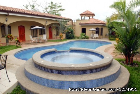 Resort Pool and Whirlpool - Las Brisas Resort and Vacation Villas