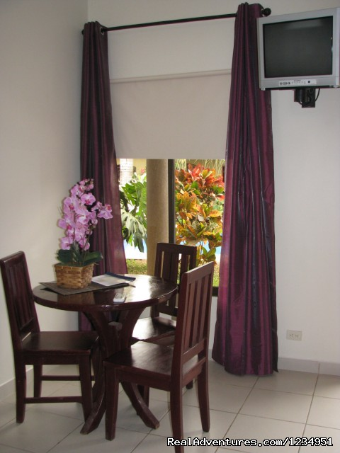 Dining Area - Las Brisas Resort and Vacation Villas