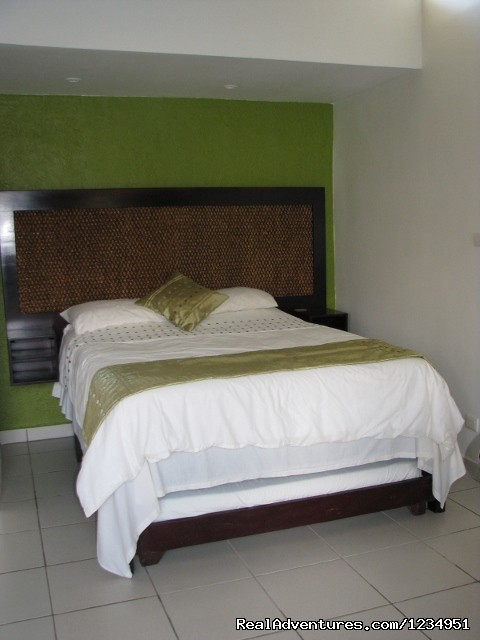 Green Resort Room - Las Brisas Resort and Vacation Villas