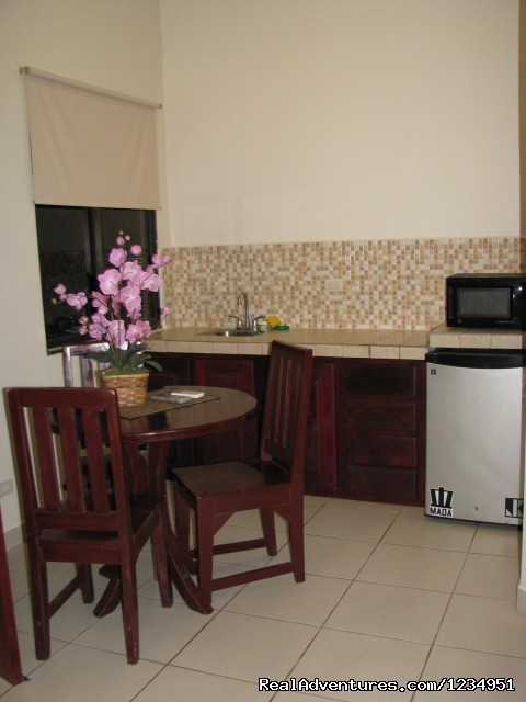Resort Room Kitchenette (#7 of 18) - Las Brisas Resort and Vacation Villas