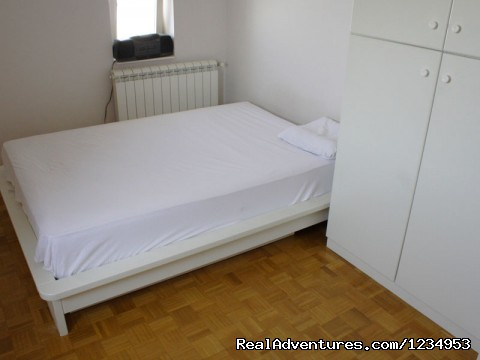 Master bedroom - Belgrade apartments - apartment - downtown