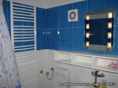 Bathroom - Belgrade apartments - apartment - downtown