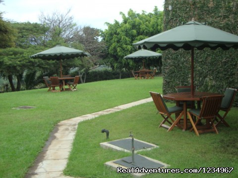 Garden - Short Stays, Self catering furnished apartments